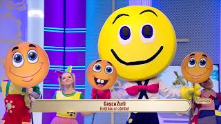 Gasca Zurli - Eu iti dau un zambet (in emisiunea Neatza cu Razvan si Dani) #zurli