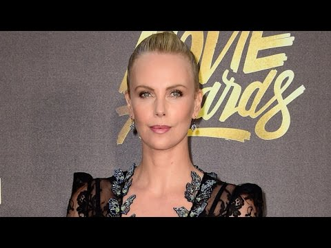 Download Charlize Theron Thanks Her 'Beautiful' Son and Daughter in Moving MTV Movie Awards Speech