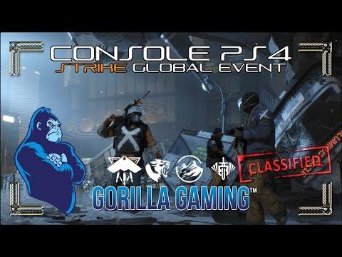 [The Division] 🦍Gorilla Gaming™|⏸🔒👮Global Event: Strike | Gorilla vs. Rikers👮🔒⏸ | 🦍