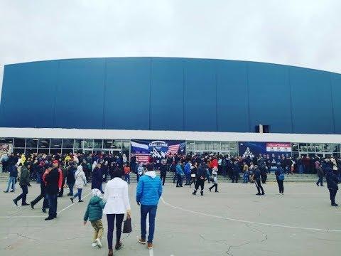 Открытие «Титов-арены» в Барнауле: как это было