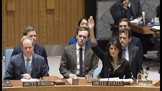Nikki Haley Gets Thoroughly Embarrassed At U.N. Security Council Meeting
