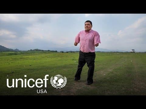 Juan Carlos' Story: Child Landmine Victim in El Salvador | UNICEF USA