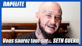 Seth Gueko : Barlou,son pire souvenir en Thaïlande,les femmes,sa mère,Hamza,Lino,le rap français