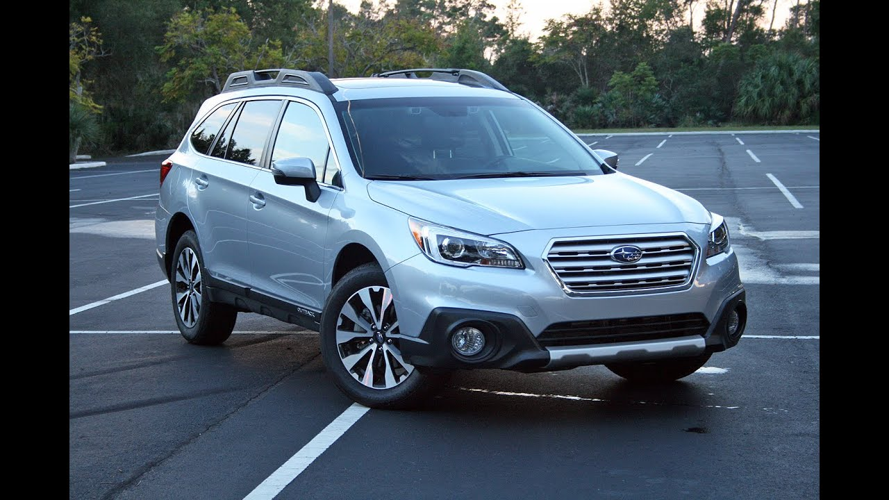 2016 subaru outback 3 6r limited driven [ 1280 x 720 Pixel ]
