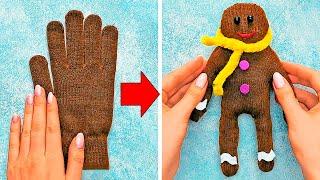Decoraciones De Navidad De Residuos    32 Ideas Simples Pero Geniales De Bricolaje