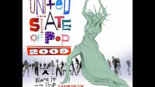 2009 Mash-Up Top 25 Billboard Hits DJ Earworm w/ Lyrics + Download