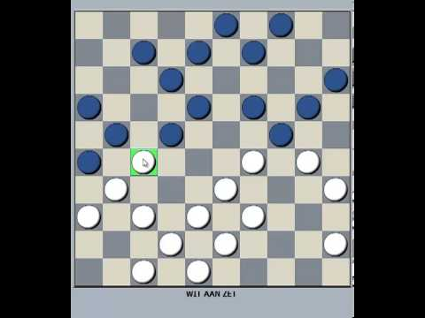 A Course in draughts