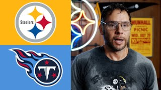 Pittsburgh Dad Reacts to Steelers vs. Titans - NFL Week 7