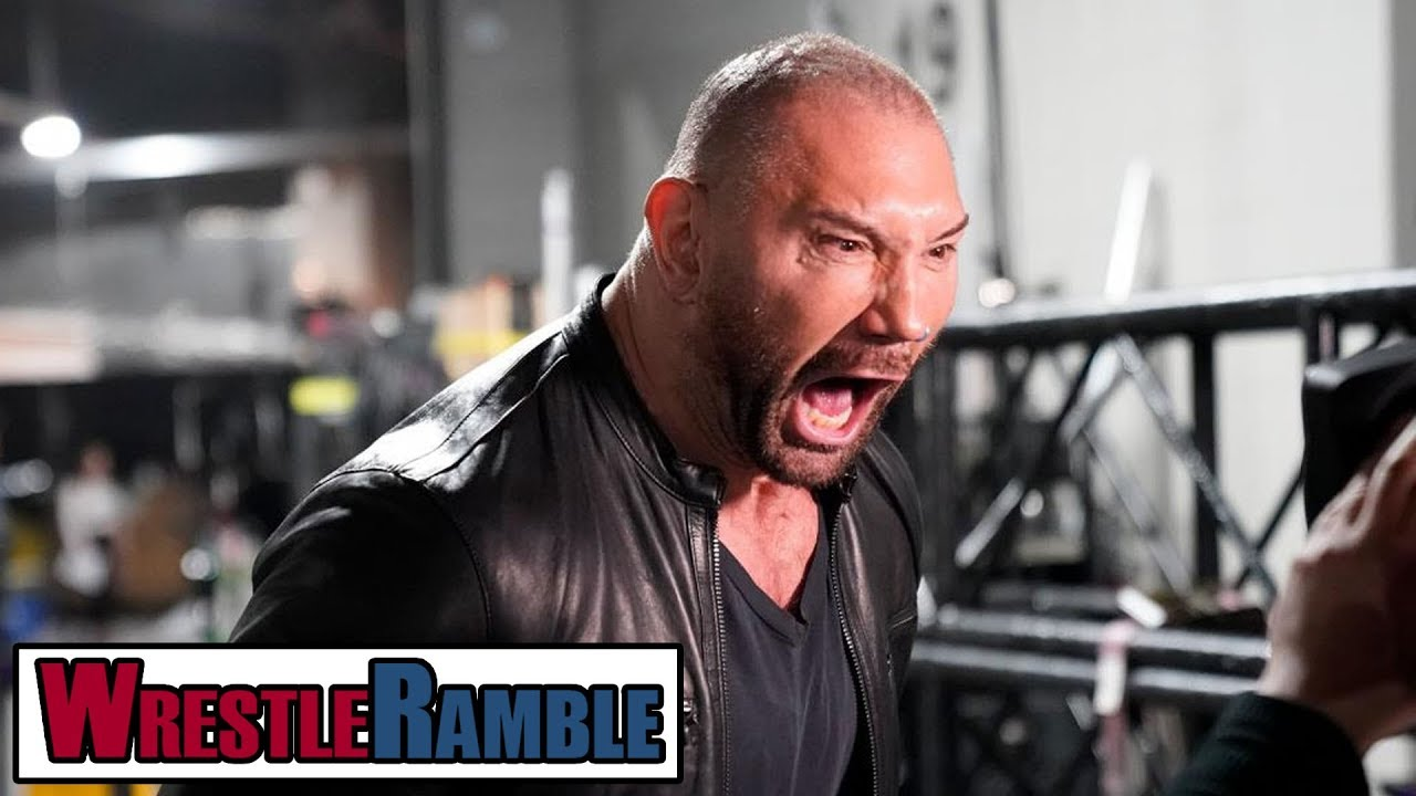 Batista RETURNS To WWE! WWE Raw, Feb. 25, 2019 Review ...