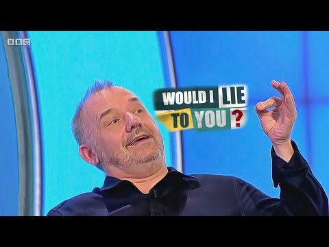 Mortimeriados - Bob Mortimer on Would I Lie to You? Part 2 [HD][CC]