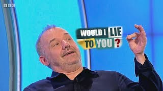 Mortimeriados - Bob Mortimer on Would I Lie to You? Part 2