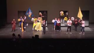 Publication Date: 2017-01-06 | Video Title: 亞洲學生戲劇匯演2016 賽馬會毅智書院學生演出 - 「我是