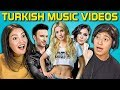 TEENS REACT TO TURKISH POP SONGS mp3 indir