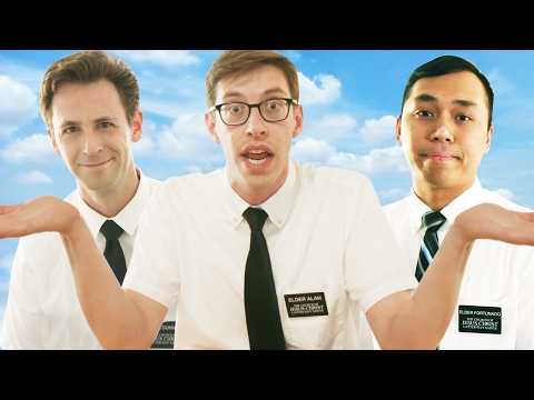 Thumbnail: Mormon Missionary Problems
