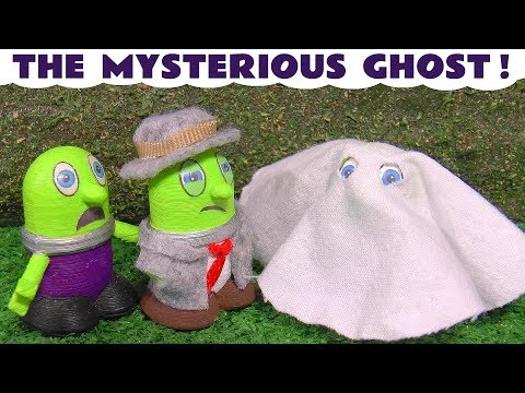 Funny Funlings Mysterious Ghost Story with Detective Funling and Thomas The Train