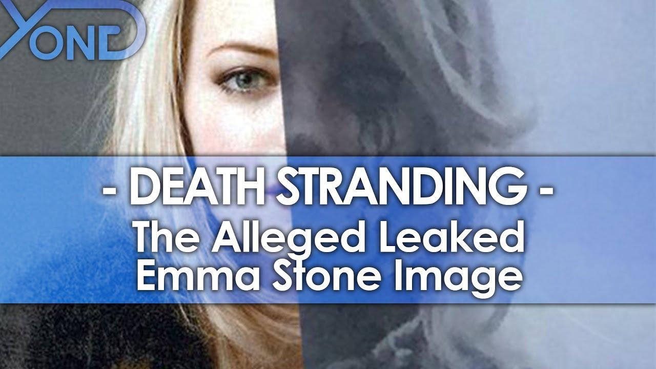 Leak emma stone Emma Stone