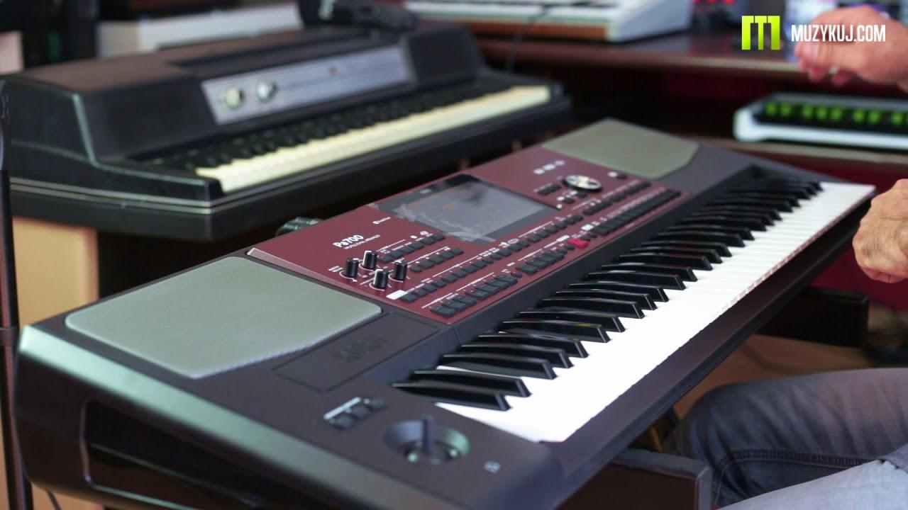 Korg PA 700 Piano