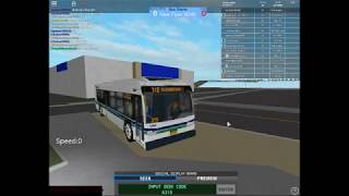 Roblox: Driving St Catharines Transit 2013 New Flyer XD40 on route 315