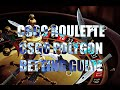 HOW TO MAKE PROFIT ON CS:GO CSGOPOLYGON AND OTHER BETTING SITES   WINNING STRATEGY