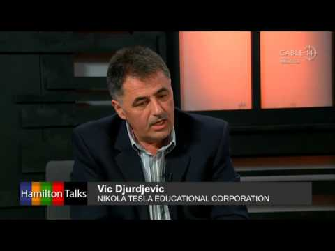 Hamilton Talks, Larry Di Iianni with Vic Djurdjevic regarding Nikola Tesla Boulevard, Hamilton ON,