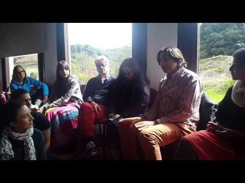 Self Alignment event with Abdy Bogota February 14 2015