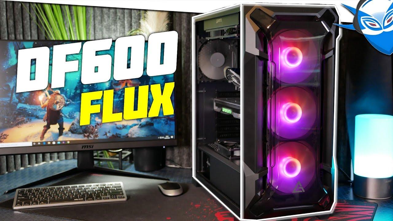 Download ANTEC DF600 FLUX - Beaucoup de Qualités Mais...