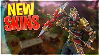 """""""NUOVO"""" MONKEY KING SKIN / CHINESE PICKAXE LEAKED! - Stagione 3 Battle Pass - Fortnite Battle Royale"""