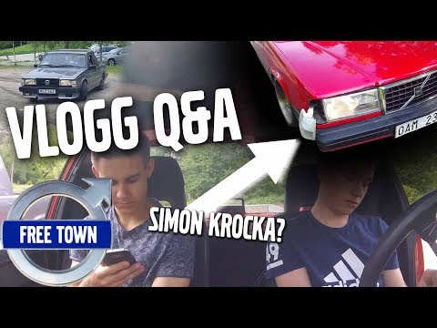 VLOGG- Q&A - Freetown