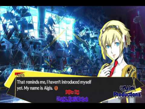 Persona 4 Arena: Aigis (Full Story Mode)