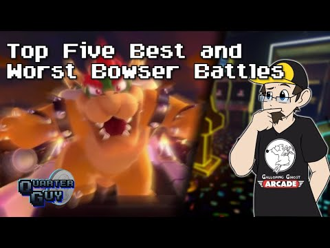 Top Five Best And Worst Bowser Battles