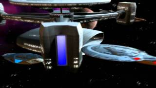 Star Trek Armada 2 Intro