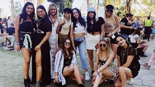 COACHELLA 2018 VLOG TIME! Today I'm coming day 1 & day 2, so we've ...