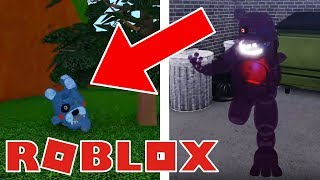 NEW UPDATE! Secret Character 8 and Final Secret Character in Roblox Afton's Family Diner!