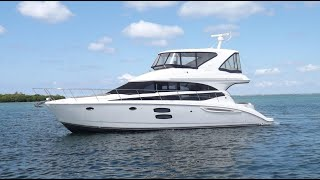 2013 Meridian 441 Sedan Yacht For Sale at MarineMax Sarasota