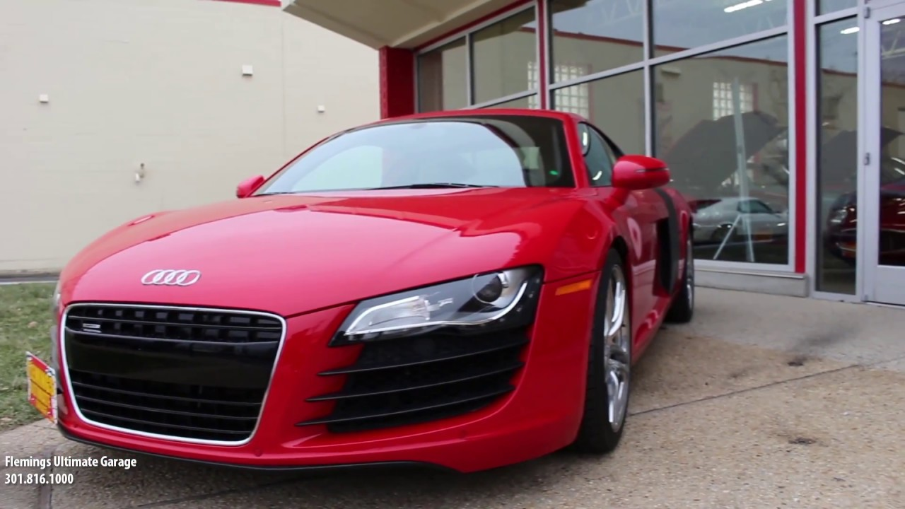 2009 Audi R8 For Sale With Test Drive Driving Sounds And Walk Through Video