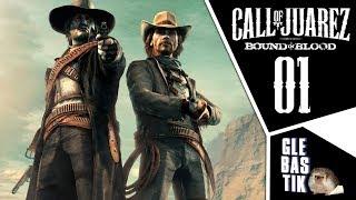 Call of Juarez: Bound in Blood || #1 - Гражданская война в США