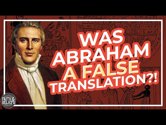 Joseph Smith's WRONG interpretations of the Book of Abraham facsimiles?!