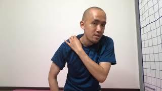 手首・肘調整と横隔膜(フル)