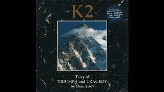 "Don Airey  ‎""K2 - Tales Of Triumph & Tragedy"" - 1988 [Vinyl Rip] (Full Album)"