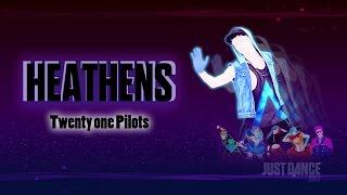Heathens - Twenty One Pilots [Just Dance Fanmade Mashup] Video