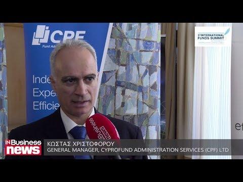 3ο International Funds Summit - CYPROFUND ADMINISTRATION SERVICES (CPF) LTD