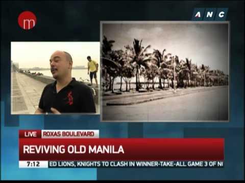 Carlos Celdran revives old Manila thru walking tour