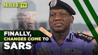 Nigeria Latest News: Osinbajo Orders Overhaul Of The Dreaded SARS | Naij.com TV