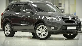 Hyundai Santa Fe с пробегом 2012 | АВТОДИРЕКТ, менеджер