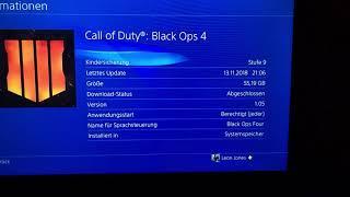 Call of Duty Black Ops 4// Dark Matter Tarnung Glitch (Deutsch) 1.05