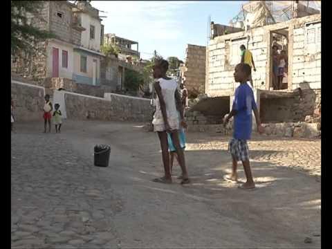 Reformando el barrio de Cutelinho (Cabo Verde)