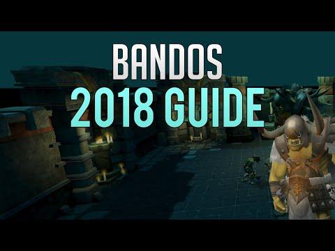 Runescape 3 - Bandos Guide (General Graardor) 2018 | Good Experience & Okay Money
