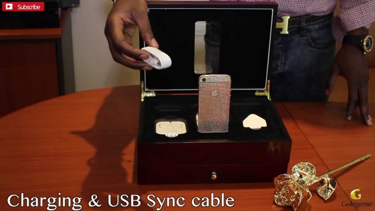 Goldgenie Gold Iphone 5s Supernova Review Youtube