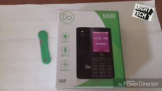 DO M20 unboxing #21