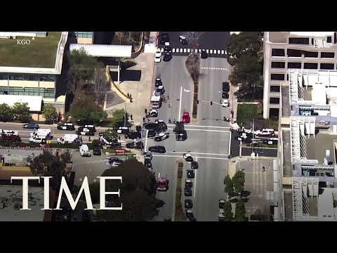 1 Dead, 3 Wounded: The Latest On The Shooting At YouTube Headquarters In San Bruno | TIME